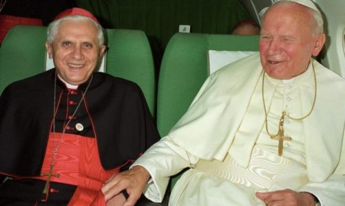 Pope John Paul II's Funeral and Cardinal Joseph Ratzinger's Homily