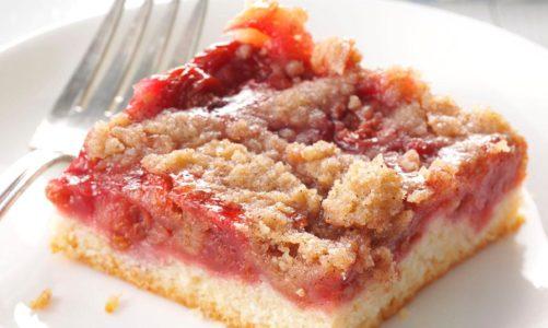 Cherry Coffeecake/Bars