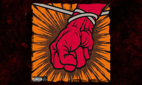 "Review of ""St. Anger"" and ""Some Kind of Monster"""