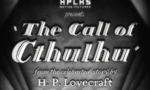 "Glowing Review of ""The Call of Cthulhu"" DVD"