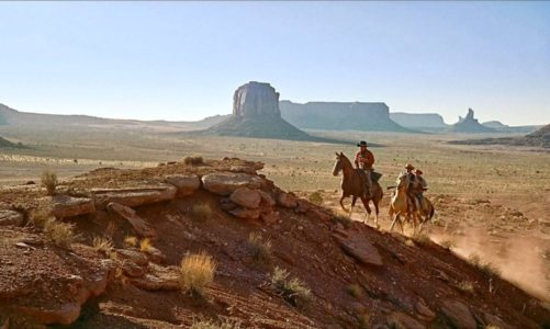 Review of 'The Searchers'