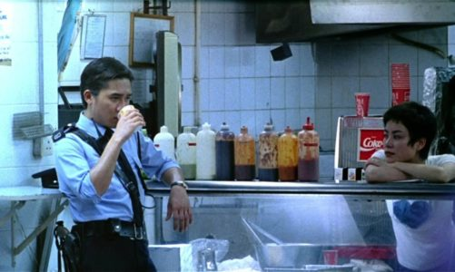 "Two-bite movies, Part V: ""Love is a Many-Splendored Thing"" and ""Chungking Express"""