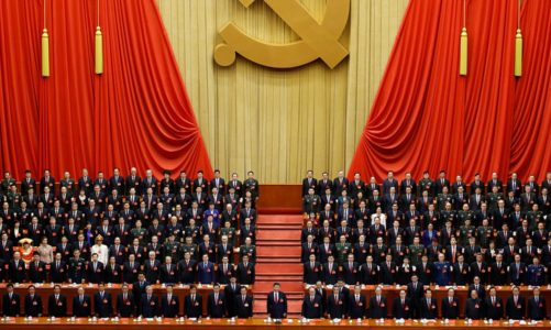 "Review of ""The Party: The Secret World of China's Communist Rulers,"" by Richard McGregor"