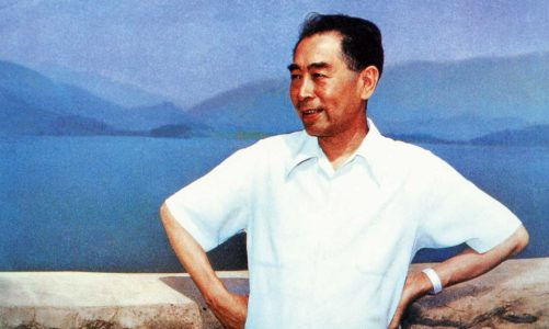 Zhou Enlai, Josef Stalin, and Other Rightists