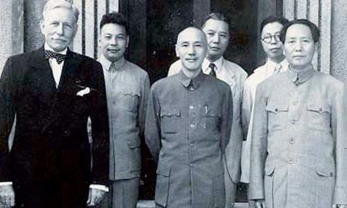 The Rise of the Communists and the Fall of the KMT