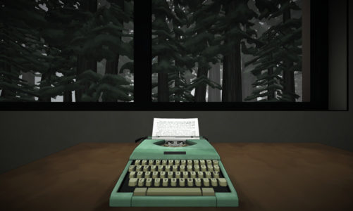 Interactive Fiction: The Novelist