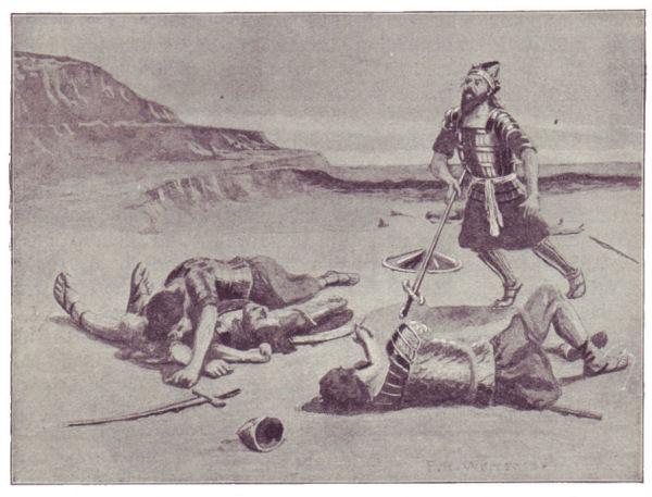 death_of_king_saul