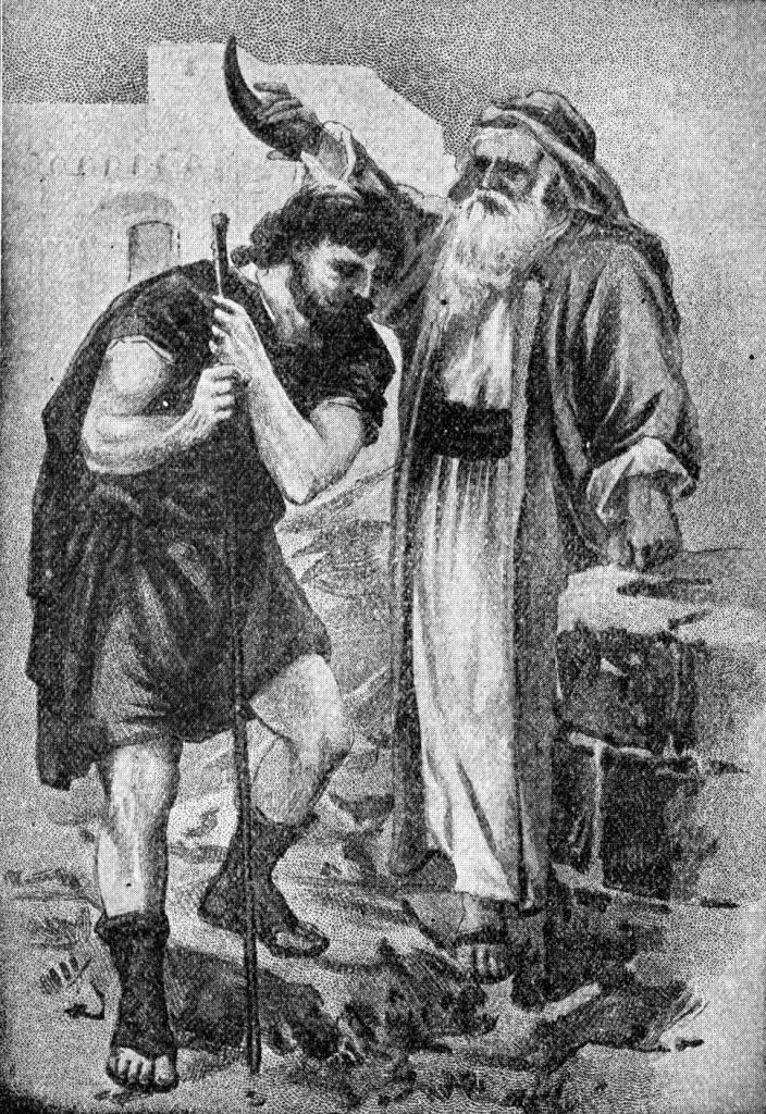 samuel-annoints-saul-king