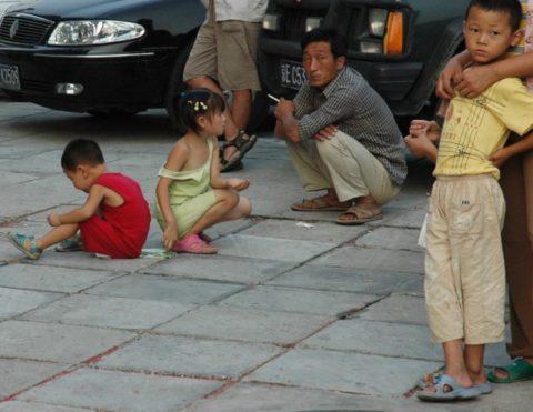 chinese-begger-kids