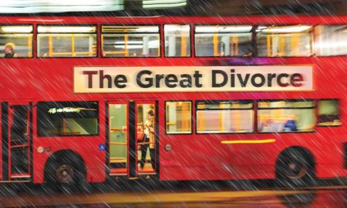 "Impressions of ""The Great Divorce,"" by C.S. Lewis"