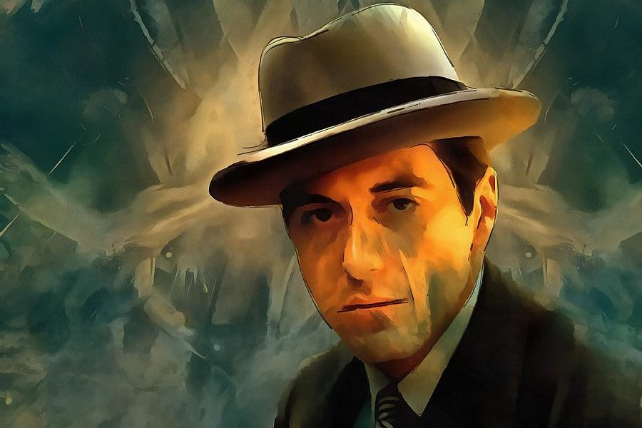 """Impressions of """"The Godfather,"""" by Mario Puzo"""